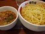 「つけ麺(しお味)」@麺や多久味の写真