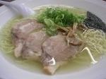 「塩チャーシュー麺 (大盛り) ¥1000」@ラーメン&らーめん 一代元 上里店の写真