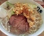 「ド・魂麺ニンニク多め」@魂麺の写真