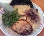 「白(醤油)」@つけ麺中華そば 節 本八幡店の写真