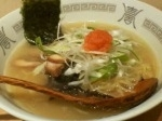 「鶏塩らーめん」@有明 九段下店の写真