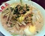 「胡麻葱麺」@万豚記 錦糸町店の写真