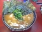 「ラーメン(麺固め)+ごはん(たまごまぶし)+チャーシューまぶし」@環2家の写真