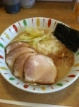 「モンゴル塩ラーメン¥600+チャーシュー¥250」@らーめん・つけめん 麺治の写真