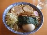 「味玉中華そば(中盛り)」@中華蕎麦 とみ田の写真
