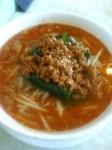 「担々メン ¥700」@本格香港風廣東名菜 翡翠軒 周 富徳の廣東料理の写真