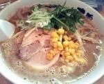 「味噌ラーメン」@魂麺の写真