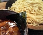 「辛味つけ麺辛味ダブル」@つけ麺屋 ごんろく 両国店の写真