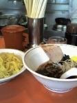 「つけ麺 525円」@中華つけ麺大王 立石店の写真
