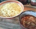 「辛味噌あつもり辛味ダブル(大盛り)」@つけ麺屋 ごんろく 両国店の写真