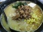 「味噌バターコーン ¥650(¥682)」@麺処 めの娘 高崎問屋町店の写真