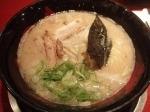 「元味らーめん(こってり味)+もやし」@ラー麺 ずんどう屋 総本店の写真