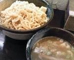 「つけ麺(大盛り)」@づゅる麺 池田の写真