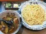 「醤油つけ麺」@つけ麺処 大地の写真