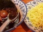 「和風つけ麺(大盛)」@和風ラーメン処 燦亭の写真