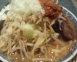 「ふじ麺」@麺屋こうじの写真