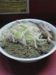 「小¥650+カレー¥50(ニンニクヤサイ)」@ラーメン二郎 上野毛店の写真