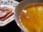 「叉焼湯麺」@チャーリーハウスの写真
