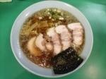 「チャーシューメン(麺固め・油多め)」@マルキラーメンの写真