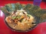 「チャーシュー麺+ノリ+もやしミックス」@環2家の写真