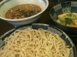 「黒つけ麺」@黒潮屋の写真