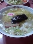 「雲呑麺700円」@廣東楼の写真