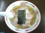 「チャーシューメン」@こだわりの味 らーめん餃子 一番軒の写真