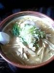 「味噌ラーメン(¥730)+大盛り(¥150)+メンマ増し(¥10」@麺屋つくしの写真