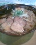 「炙りチャーシュー麺」@からしやの写真
