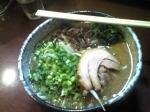 「豚骨醤油」@仁楽の写真