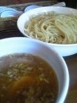 「つけ麺醤油(¥700)大盛」@麺家 彩華 池上店の写真