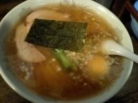 「特製醤油らぁめん」@らぁめんの店 小櫻の写真
