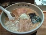 「らーめん(大盛)」@麺屋吉左右の写真