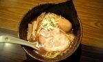 「味たまらーめん醤油」@麺屋武蔵 虎洞の写真