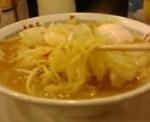 「味噌野菜ラーメン+温玉」@幸楽苑 沼南町店の写真