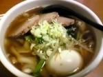 「チャーシューのせ刀削麺」@龍興刀削麺舗の写真