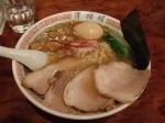 「塩チャーシュー麺+味玉」@中華めん処 道頓堀の写真