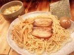 「紫つけ麺 全部のせ 中盛」@つけ麺 紫匠乃 門前仲町店の写真