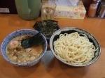 「つけそば(300g)+のり」@中華蕎麦 とみ田の写真