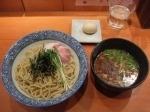 「つけ麺(魚介)+大人の味玉」@麺処 ほん田の写真