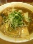 「カレーラーメン(¥680)」@老麺茶屋 豚竹林の写真
