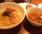 「つけ麺700円」@竈 浜松店の写真