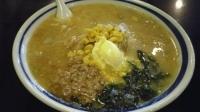 「味噌チャーシュー¥870+バター¥70+コーン(日替わりサービス」@ラーメンハウス 時計台の写真