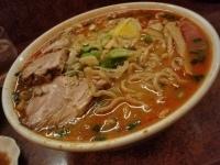 「坦々麺+餃子」@時ちゃんラーメンの写真