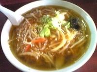 「辣酢麺(ら〜す〜めん) 大盛」@こだわりラーメン びっくりの写真