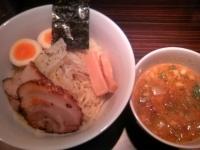 「TSUKEATAGO(夜メニュー)¥930」@京鰹節つけ麺 愛宕 ATAGOの写真
