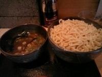 「つけ麺中盛り」@稲荷の写真