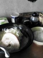 「塩ラーメン+ネギ(700円+150円)」@一杯の写真