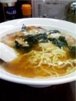 「チャーシュー麺」@宝来の写真