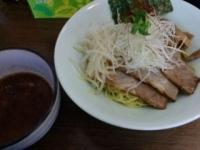 「鰹つけ麺 中盛」@らー麺 塩やの写真